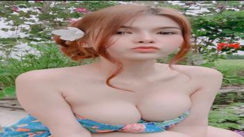 แคท ไอลดา แก้ผ้าโชว์ เกี่ยวเบ็ต หุ่นดี หัวนมชมพู ยั่วเย็ด นํ้าหีไหล นมใหญ่ ช่วยตัวเอง คลิปหลุดไทย